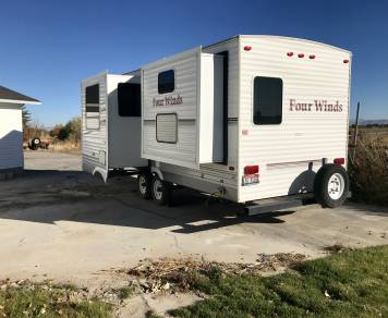 2007 Four Winds 26S