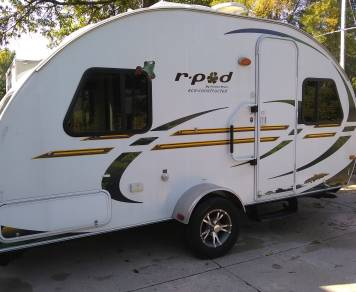 2012 Forest River R-Pod 177