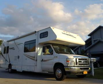 2014 Four Winds Majestic 28
