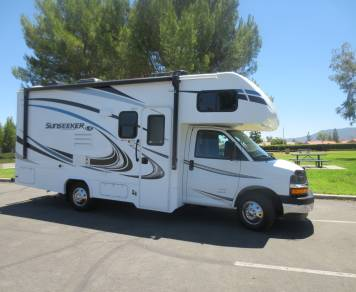 2020 Forest River RV Sunseeker 2250LE Chevy
