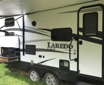 2016 Keystone Laredo