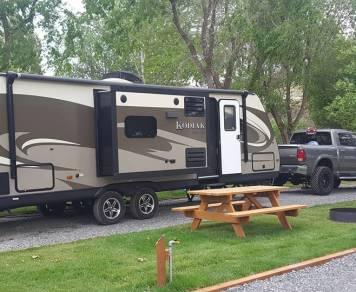 2015 Keystone Kodiak 279RBSL
