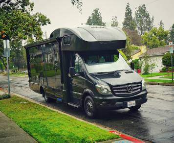 2017 Mercedes Winnebago View 24J