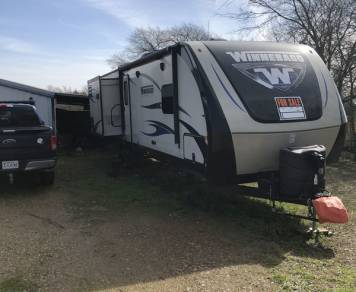 2015 Winnebago 33BHSL Ultralight
