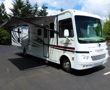 2012 Coachmen 34BH Family Bunkhouse