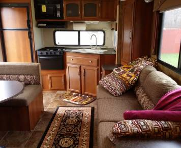 2013 Coachmen Forest river