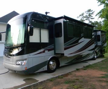 2012 Berkshire 390BH