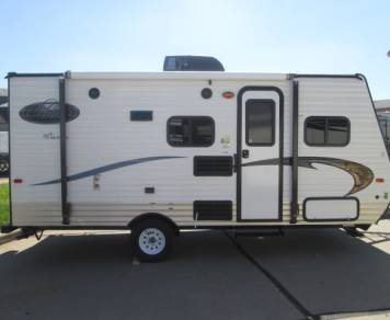 2014 Coachmen Clipper 17hb