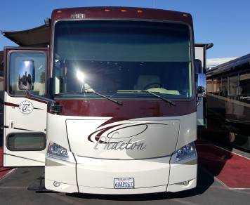2011 Tiffin Phaeton 40QKH
