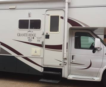 2004 Jayco Mini Granite 31'
