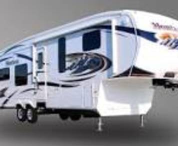 2008 Montana Fifth Wheel