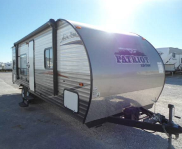 2014 Forest River Patriot 26DBH