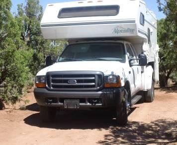 1999 Alpenlite/Laredo Ford 350