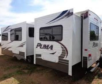 2014 Puma 30Fbss