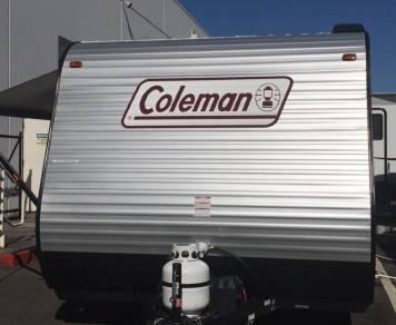 2017 Coleman Lantern Series
