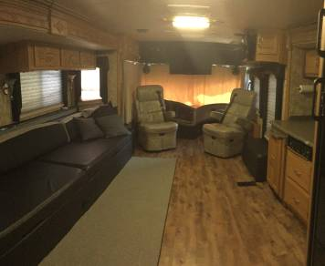 2006 Coachman Cross Country SE