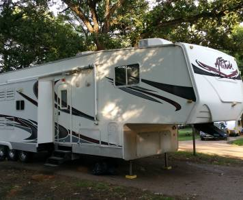 2007 Eclipse Attitude 5th wheel