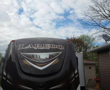 2013 Keystone Laredo 240mk