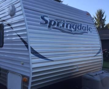 2013 Springdale 257RLLSWE