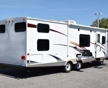 2010 Keystone Passport Ultralite 290BH