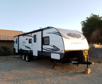 2017 SALEM CRUISE LITE by Forest River T263BHXL