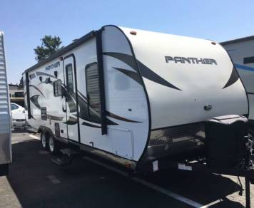 2017 Pacific Coachworks Panther 25XL
