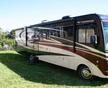 2011 Fleetwood Terra 34DS