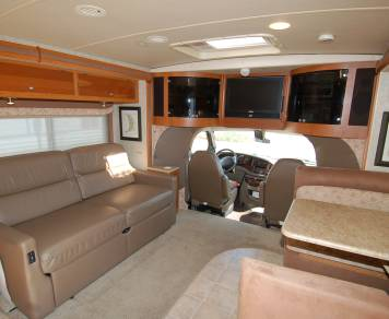 2009 Winnebago - Itasca Cambria