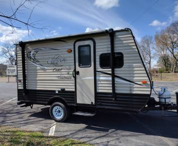 2017 Coachmen Clipper 16cbh