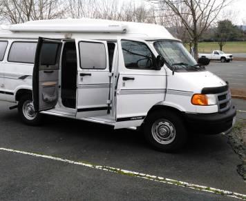 2003 Dodge Camper Van