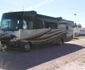 2014 Thor Motor Coach Hurricane