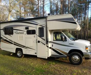 2017 Coachmen Freelander 21QB