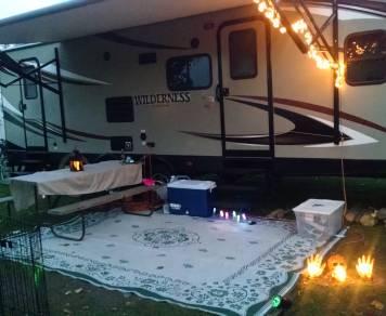 2017 heartland wilderness 2850bh