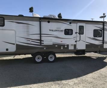 2017 Wildwood by Forest River T30QBSS