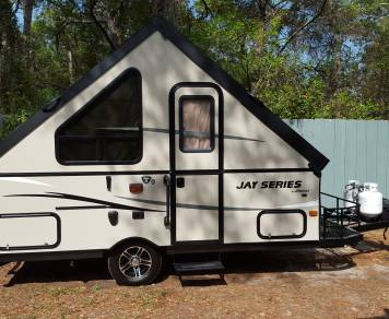 2016 Jayco 12 HMD Jay Series Hard Wall Camping Trailer