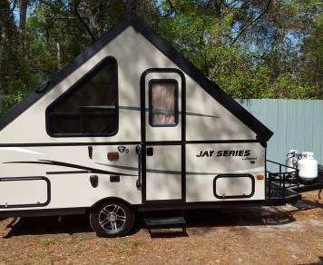 2016 Jayco 12 HMD Jay Series Hard Wall Camping Trailer