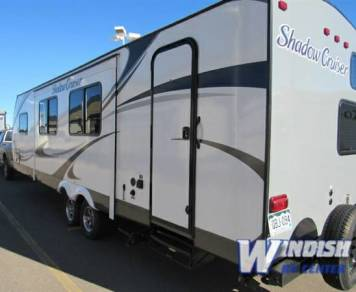2015 Shadow Cruiser 282 Bhs
