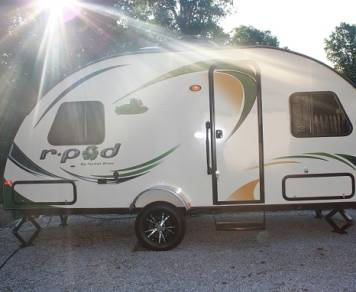 2013 forest river r pod