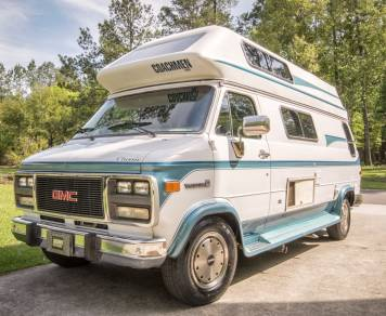 1996 GMC Vandura Coachmen RV07