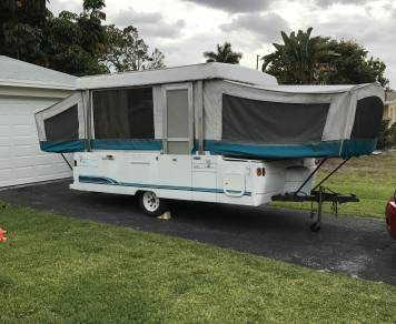 1996 Pop up camper