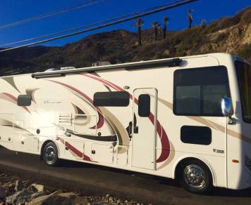 2017 Thor Motor Coach Hurricane 31S RV