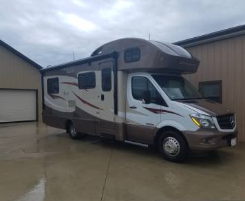 2016 Mercedes Benz Winnebago View