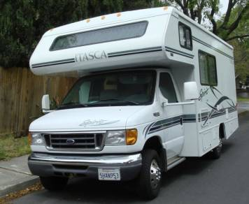 2001 Winnebago Itasca Spirit 22E
