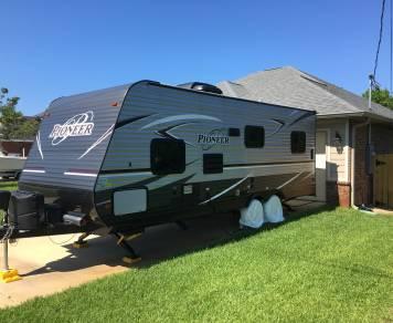 2017 Heartland Pioneer RG22