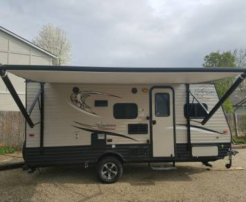 2017 Clipper Ultra-Lite 17BHS