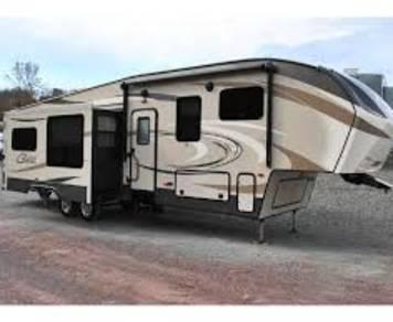 2016 Keystone Cougar 336BHS