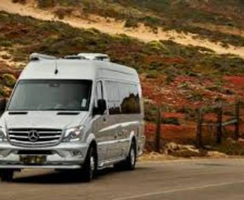 2015 Mercedes-Benz Airstream sprinter