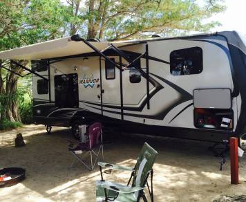 2015 Weekend Warrior Toyhauler