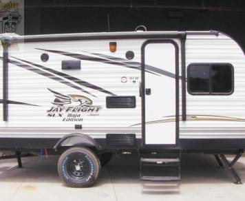 2016 Jayco Jayflight 184BH Baja Edition