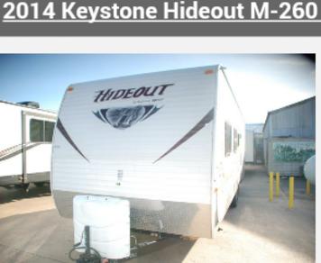 2014 keystone/hideout